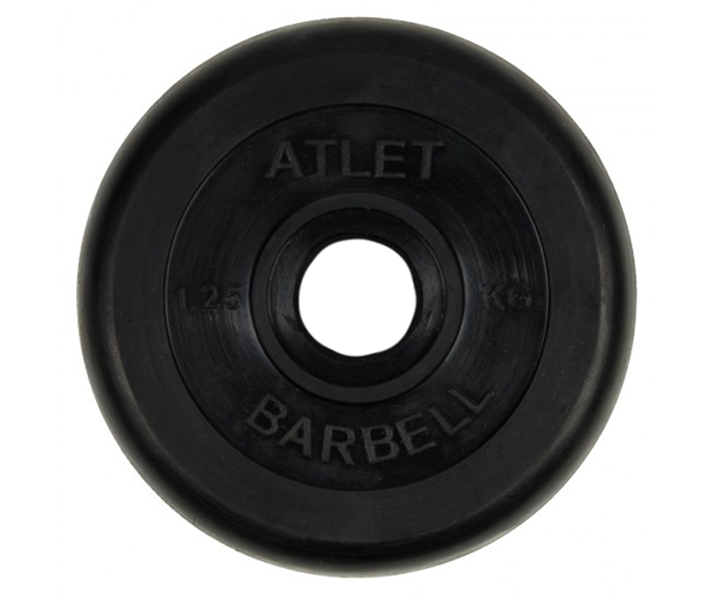 Диск MB Barbell MB-AtletB26 1.25кг