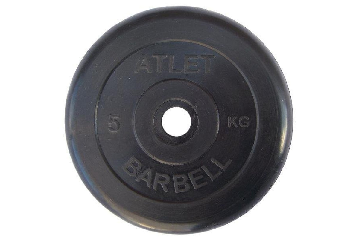 Диск MB Barbell MB-AtletB26 5кг